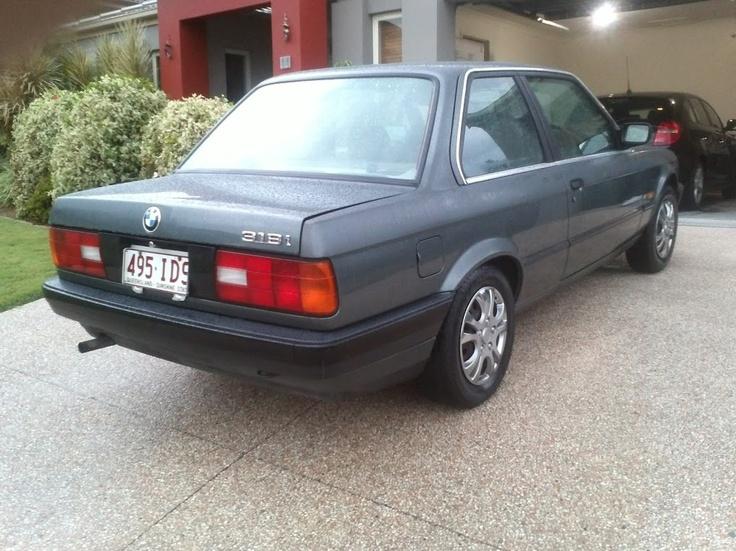 BMW 318i 2 Door Sport Coupe 1988 Model