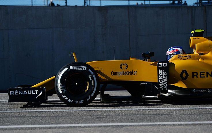 Jolyon Palmer, USA 2016, Renault [1920x1200]