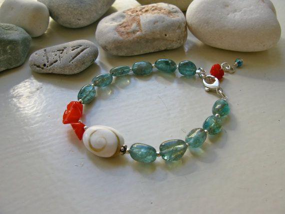 Eye of the Sea St. George bracelet