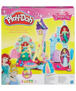 Play-Doh Disney Princess Crystal Palace.