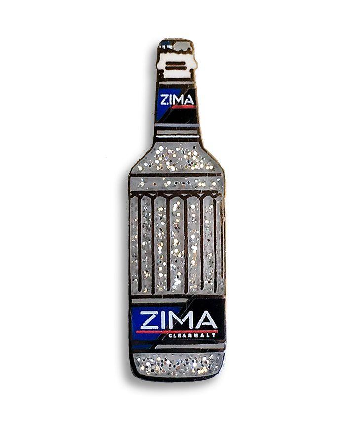 Zima | Introductory alcoholic beverage for precocious 90's teens.