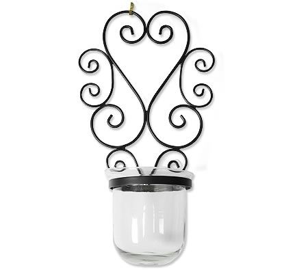 The place will be more romantic with this Hanging candle around.