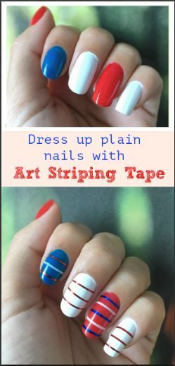 Create Outstanding Nail Art And Designs With These Striping Nail Art