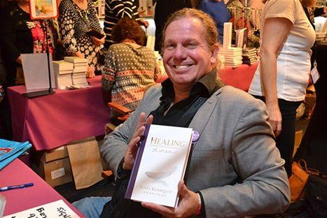 Benny Rosenqvist och boken Healing för ett bättre liv
