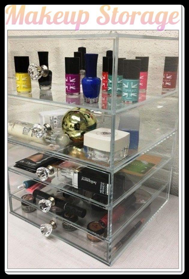 Makeup Storage For Dressing Table Makeup Storage Makeup Storage
