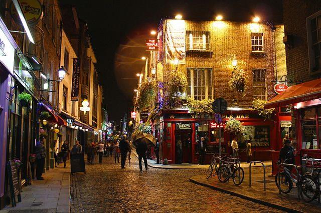 10 Interesting Dublin's Attractions