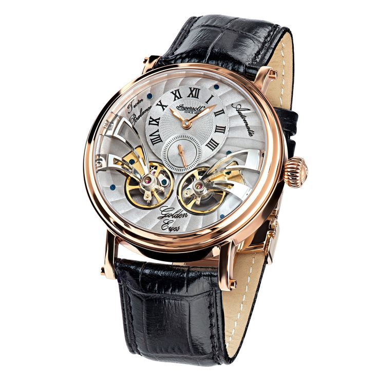 What a beauty!   Golden Eyes from Ingersoll Watches: America's Original Watch Brand