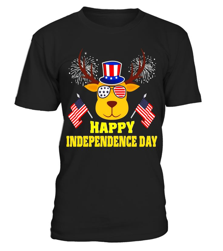 Deer Happy Independence Day With Flag Hat T-Shirt Gift  veteransday#tshirt#tee#gift#holiday#art#design#designer#tshirtformen#tshirtforwomen#besttshirt#funnytshirt#age#name#october#november#december#happy#grandparent#blackFriday#family#thanksgiving#birthday#image#photo#ideas#sweetshirt#bestfriend#nurse#winter#america#american#lovely#unisex#sexy#veteran#cooldesign#mug#mugs#awesome#holiday#season#cuteshirt