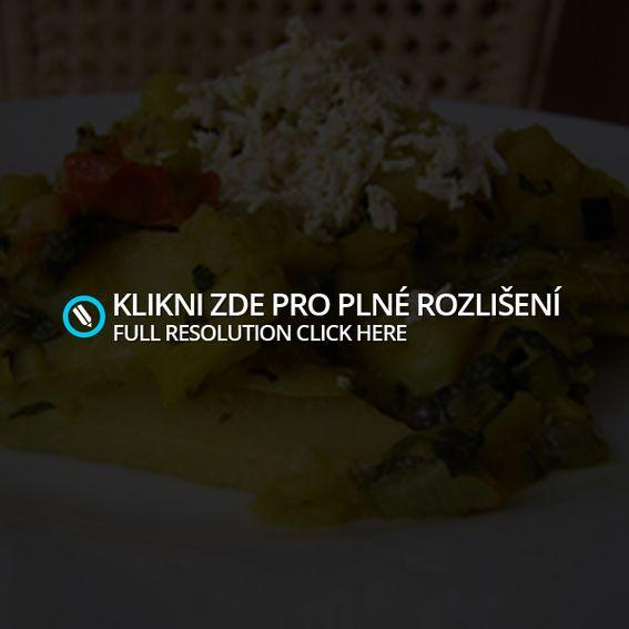 Zelenina z jednoho hrnce - sabdží | Vegetariánské a veganské recepty