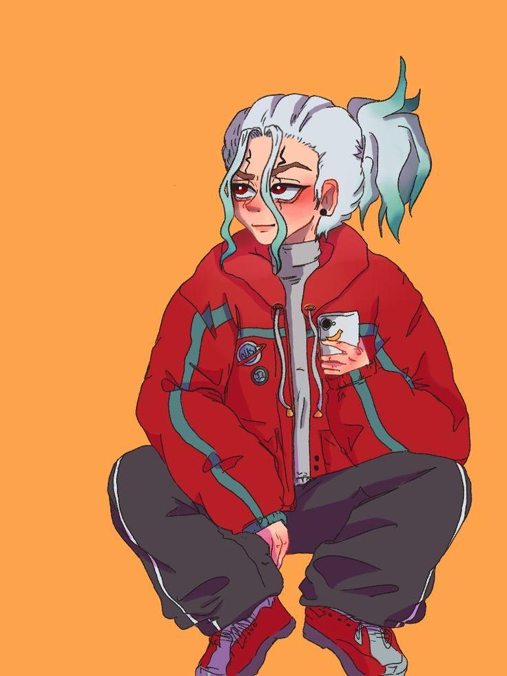 wallpaper aesthetic anime dr in 2020 aesthetic