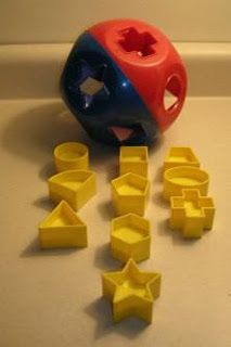 What child did not have this tupperware toy! A classic!