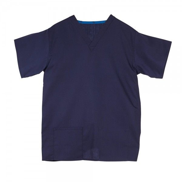 Budget Scrub Top in Navy £9.99