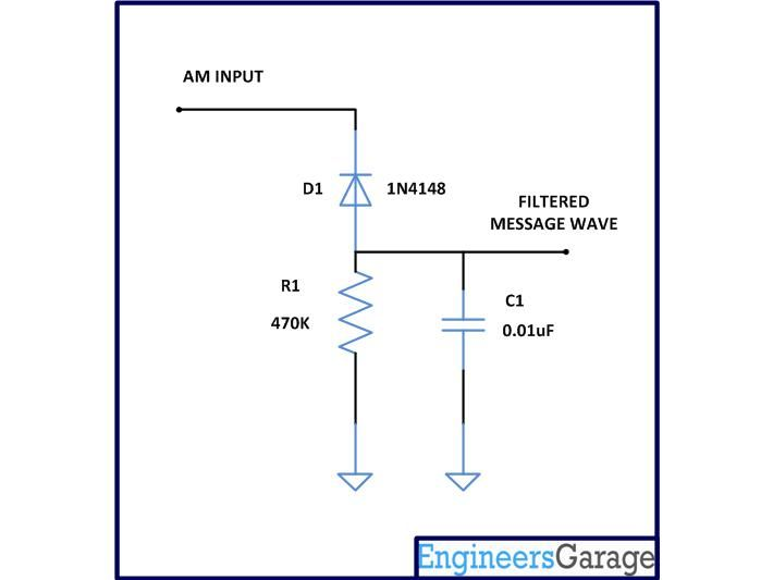 Circuit Diagram Of Low Pass Filter