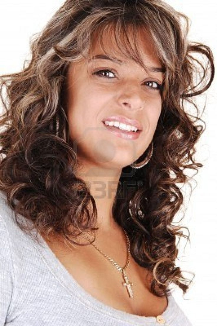 Stupendous 1000 Images About Curly Hair On Pinterest Long Curly Hair Short Hairstyles Gunalazisus