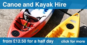 Windermere Canoe and Kayak