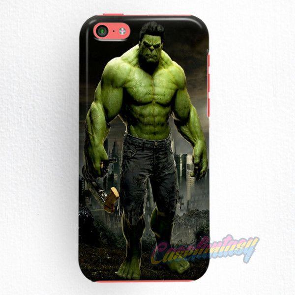 New Hulk Movie iPhone 5C Case | casefantasy