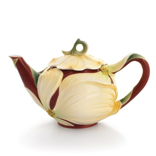 17 best images about dream teapots on pinterest tea kettles england and hand painted - Franz porcelain teapots ...