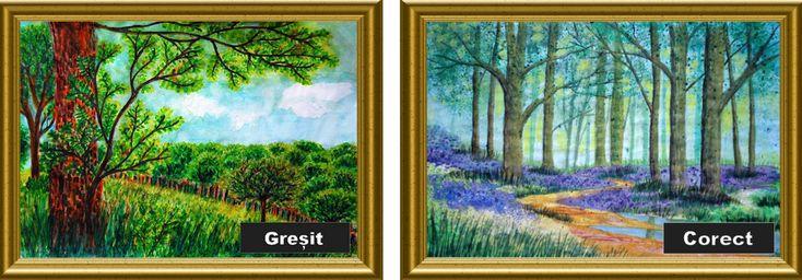 Pictura este opusul exactitatii http://www.curspictura.ro/lectii-pictura-gratuite/