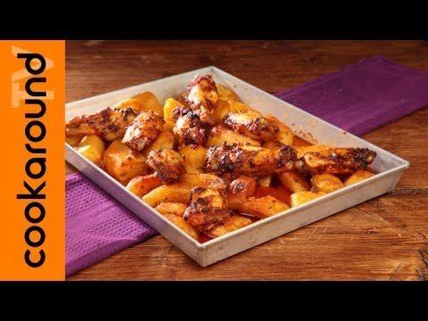 Ali di pollo alla messicana / Tutorial ricetta - YouTube