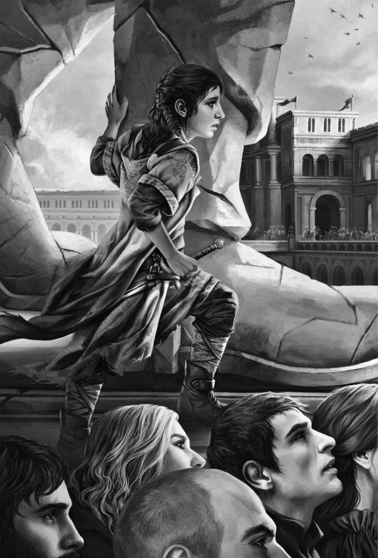 O livro A Game of Thrones – The Illustrated Edition chegou as lojas hoje, celebrando os 20 anos de publicação do primeirovolume de As Crônicas....