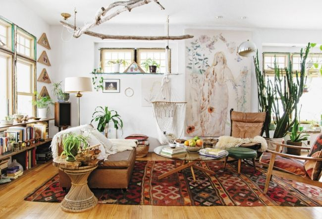 New Bohemian decor style, from Vogue Australia http://www.vogue.com.au/vogue+living/interiors/galleries/how+to+create+the+new+bohemian+look+at+home,36682