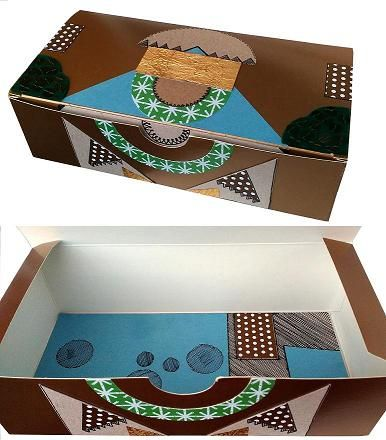 Krabička pro Ivu