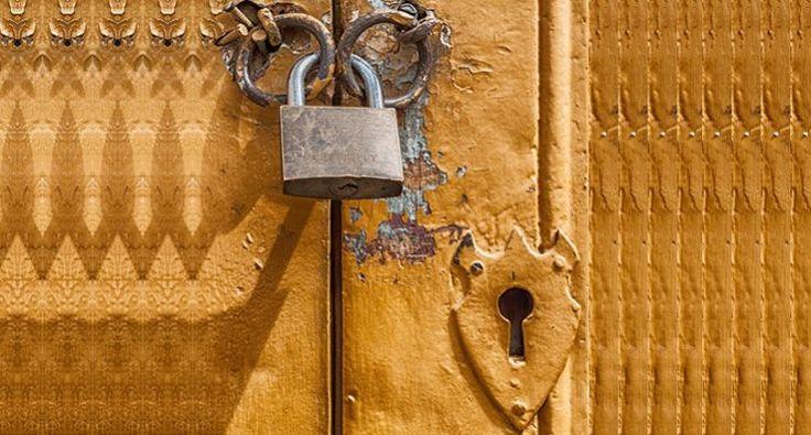 The golden rules of #lockpicking.