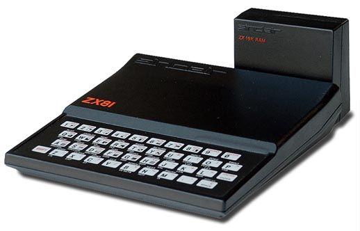 Mi primer ordenador. 1k de memoria ram y teclado de membrana que te hacia callos en los dedos.
