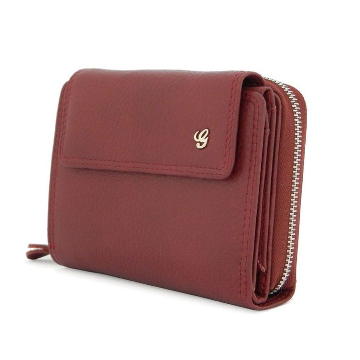 Ladies Purses Real Leather Wallet Women Lady New Fashion Design Zip Coins Card #… – Purses Styles