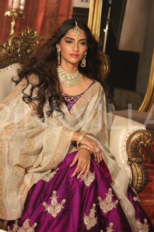Stunning! Sonam Kapoor Dazzles at a Jewellery Brand Shoot.