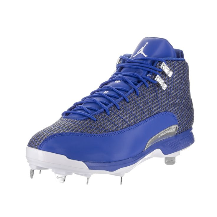 Nike Jordan Men's Jordan XII Retro Metal Baseball Cleats