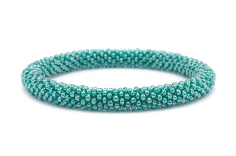 Handmade Glass Beaded Nepal Bracelet