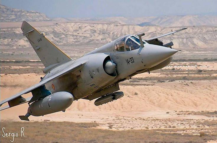 Spanish Air Force Dassault Mirage F.1M