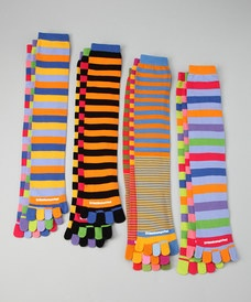 So cute socks...by LittleMissMatched