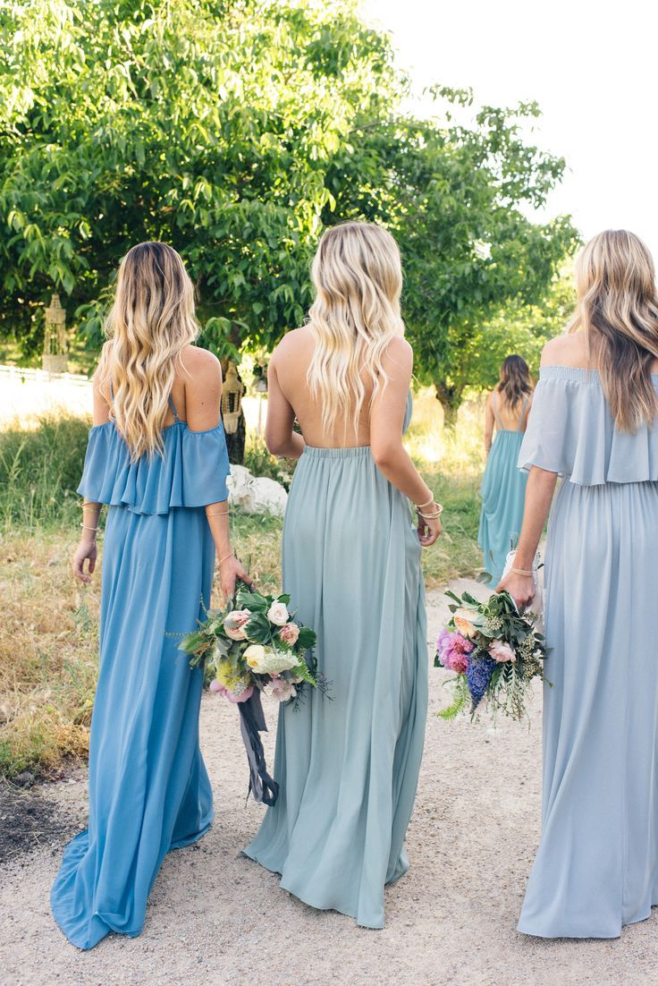 213 best bridesmaids images on Pinterest | Brides, Bridesmaid and ...