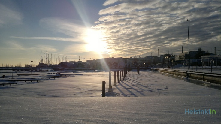 Lauttasaari Sailing Harbour