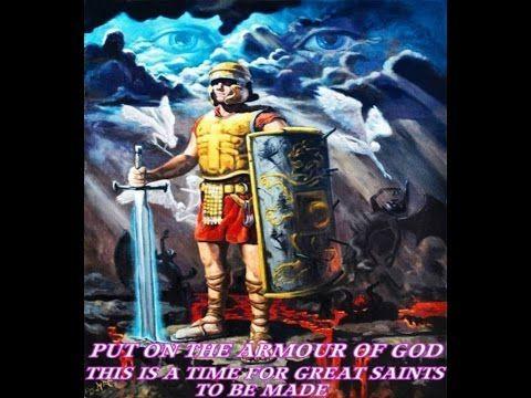 Put on the Armor of God ~ Father John Corapi - YouTube