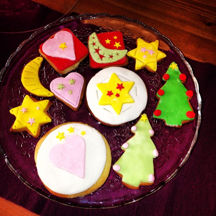 Christmas cookies ... Delicious