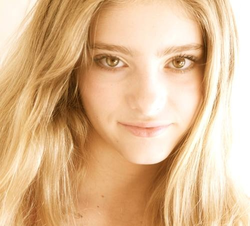 If Willow Shields was a bit older she would make a pretty good Brenda ... Who knows maybe by the time auditions for the role come Willow will be old enough for it