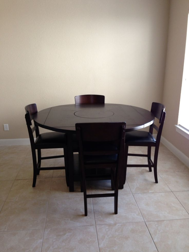 Another GF Customer Is Happy To Have This Functional Table In Their Home Round SeatingDining Room TablesHouston