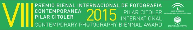 Noticias, bases del concurso, enlaces de interés en esta web dedicada al Premio Bienal Internacional de Fotografía Contemporánea Pilar Citoler 2015  http://www.premiopilarcitoler.es/