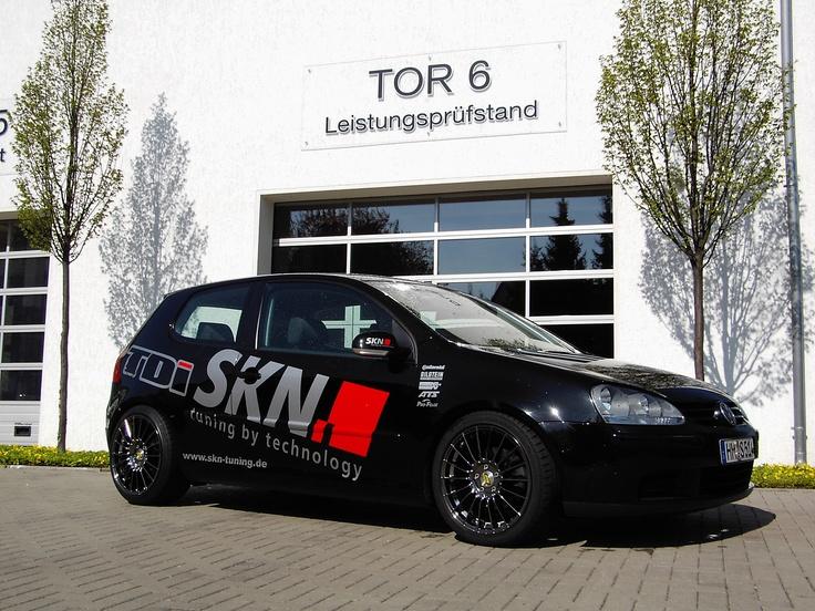 SKN VW Golf 5 2.0TDI (1K)