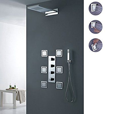 53 best Douche colone balnéo images on Pinterest Rain shower heads