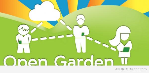 Open Garden v1.4.3 Android APK Download