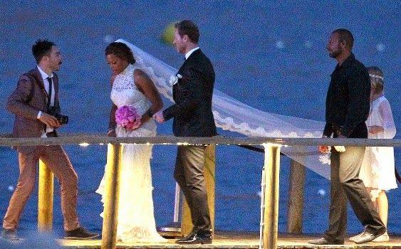 Eve Married Miximillion Cooper in Lavish Wedding in Ibiza