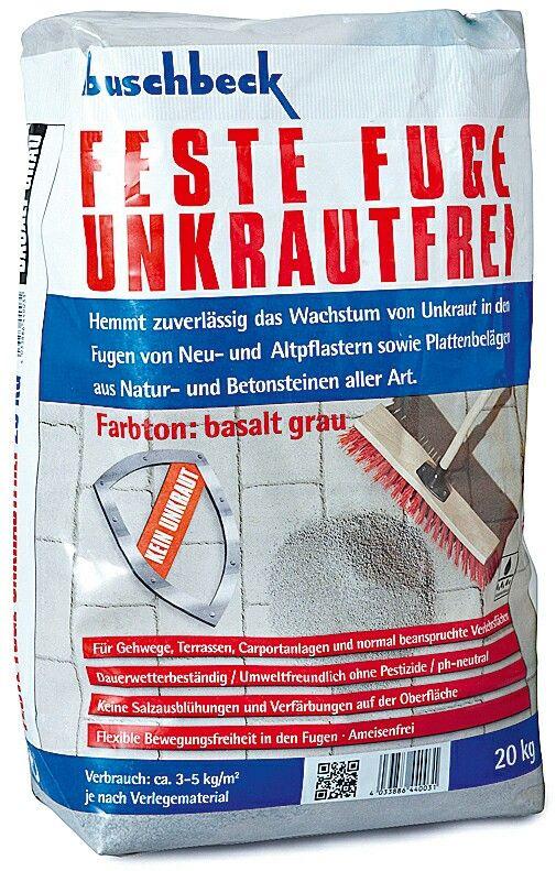 Unkrautfrei