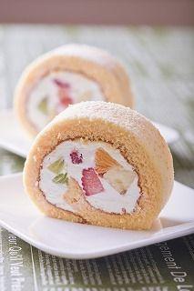 辻口博啓シェフの基本のスイーツレシピ「ルレ・オ・フリュイ」   お菓子・パンのレシピや作り方【corecle*コレクル】