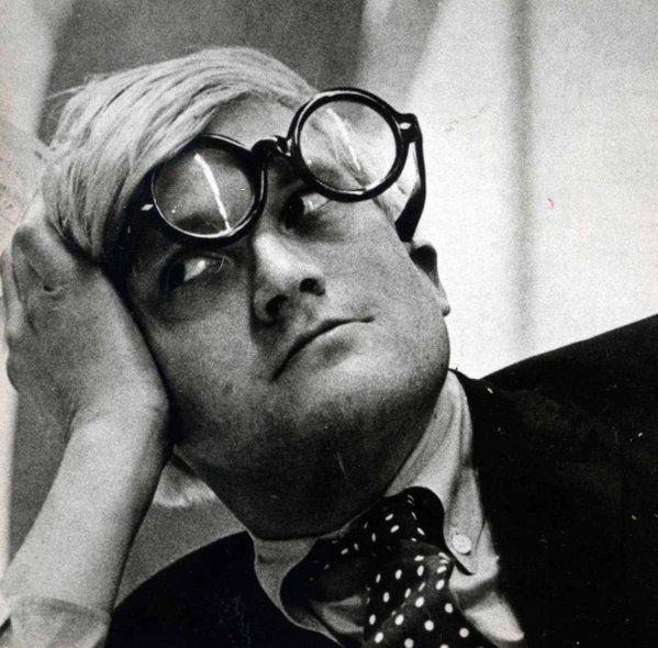 24hoursinthelifeofawoman: I think Im greedy but Im not greedy for money - I think that can be a burden - Im greedy for an exciting life.  David Hockney Tagged: david hockney artist