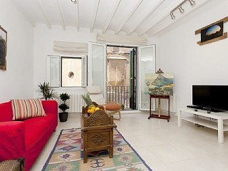 Palma de Mallorca Flat in old town with unbeatable situation