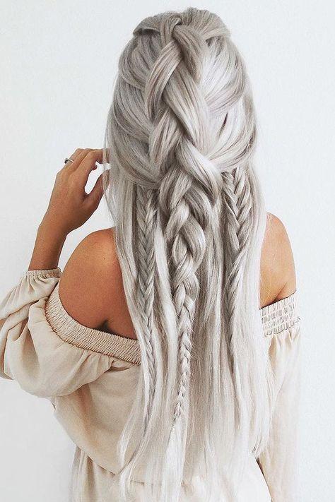 Les cheveux gris ! #TheBeautyHours,  #cheveux #gris #Les #thebeautyhours,